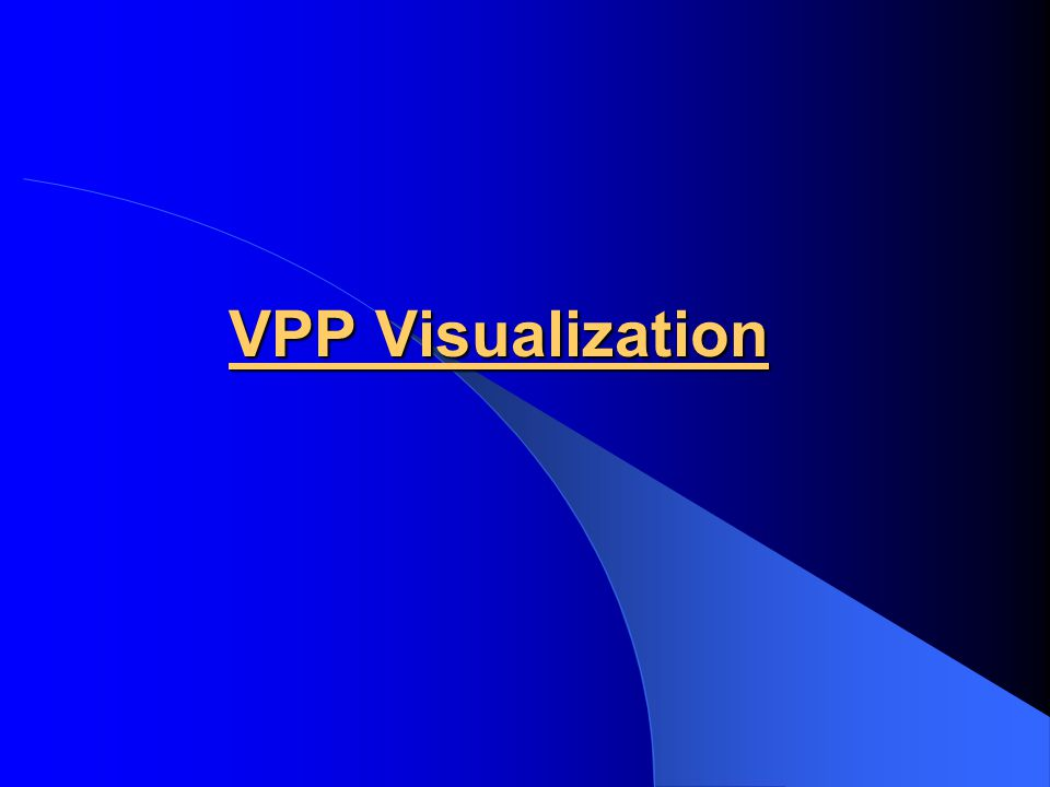 VPP Visualization