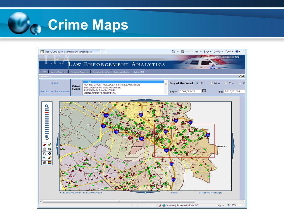 Crime Maps