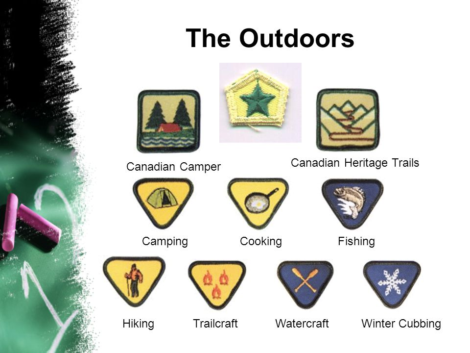 The Outdoors Canadian Camper Canadian Heritage Trails Camping TrailcraftWatercraftWinter Cubbing CookingFishing Hiking