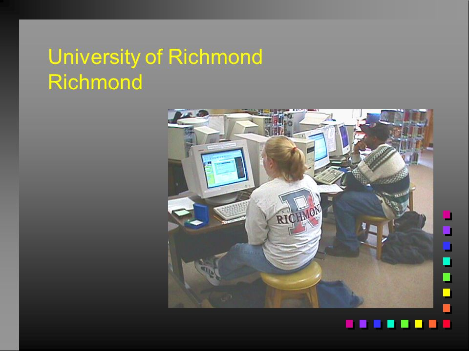 University of Richmond Richmond
