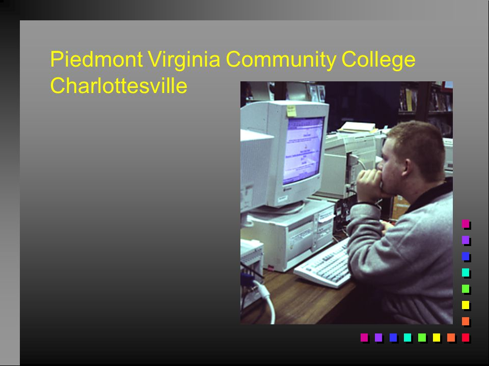 Piedmont Virginia Community College Charlottesville