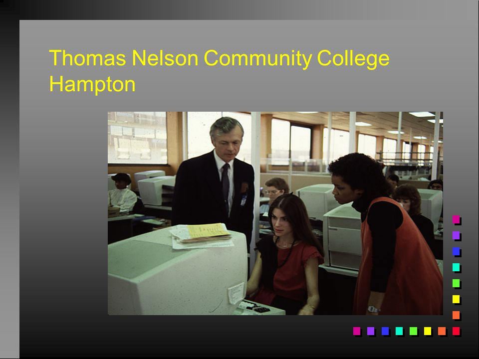 Thomas Nelson Community College Hampton
