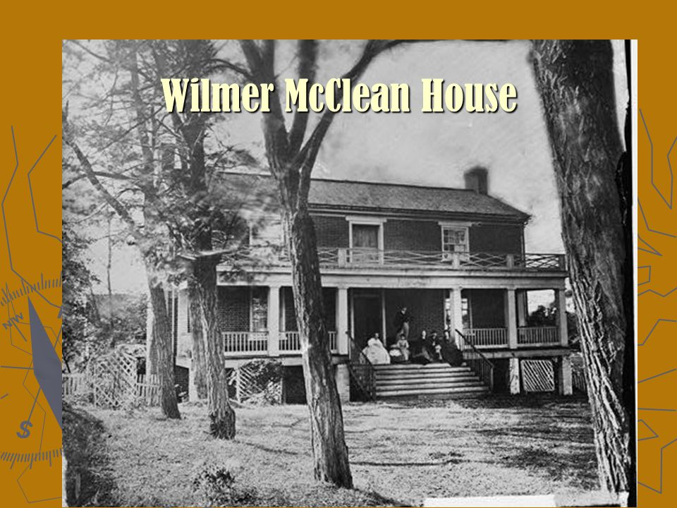 Wilmer McClean House