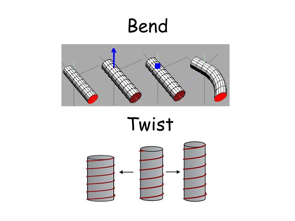 Twist Bend
