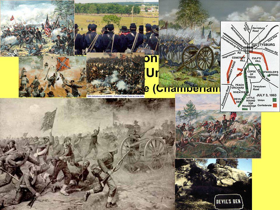 Gen. Longstreet Little Round Top Devil' DenJuly 2 - Lee orders Gen.