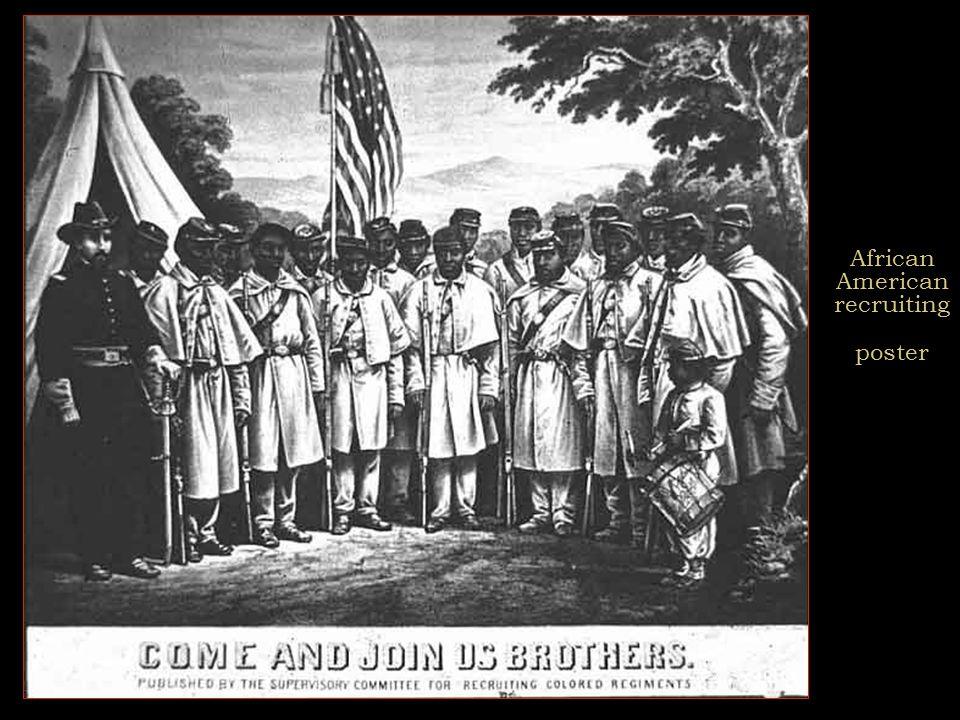 Civil War and African-Americans  54th Massachusetts Infantry  Thirteenth Amendment