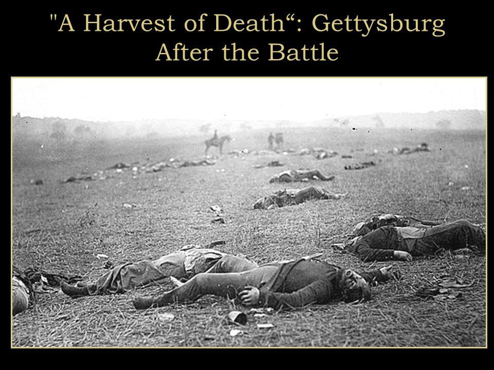 Gettysburg Little Round Top, July 1863
