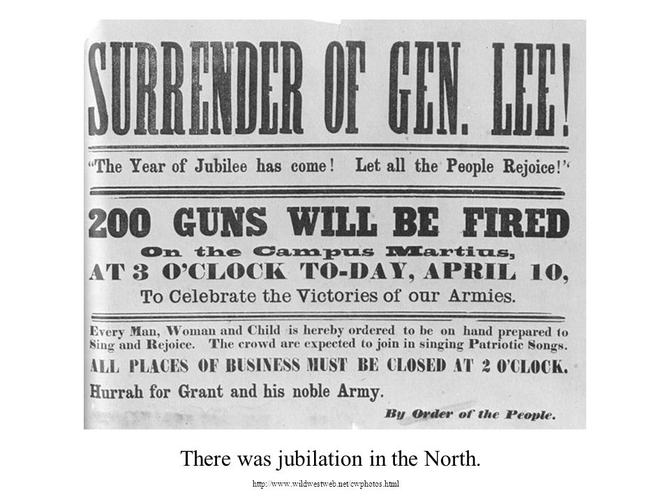However, some southerners had other ideas for the Freedmen.