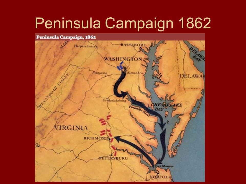 Peninsula Campaign 1862