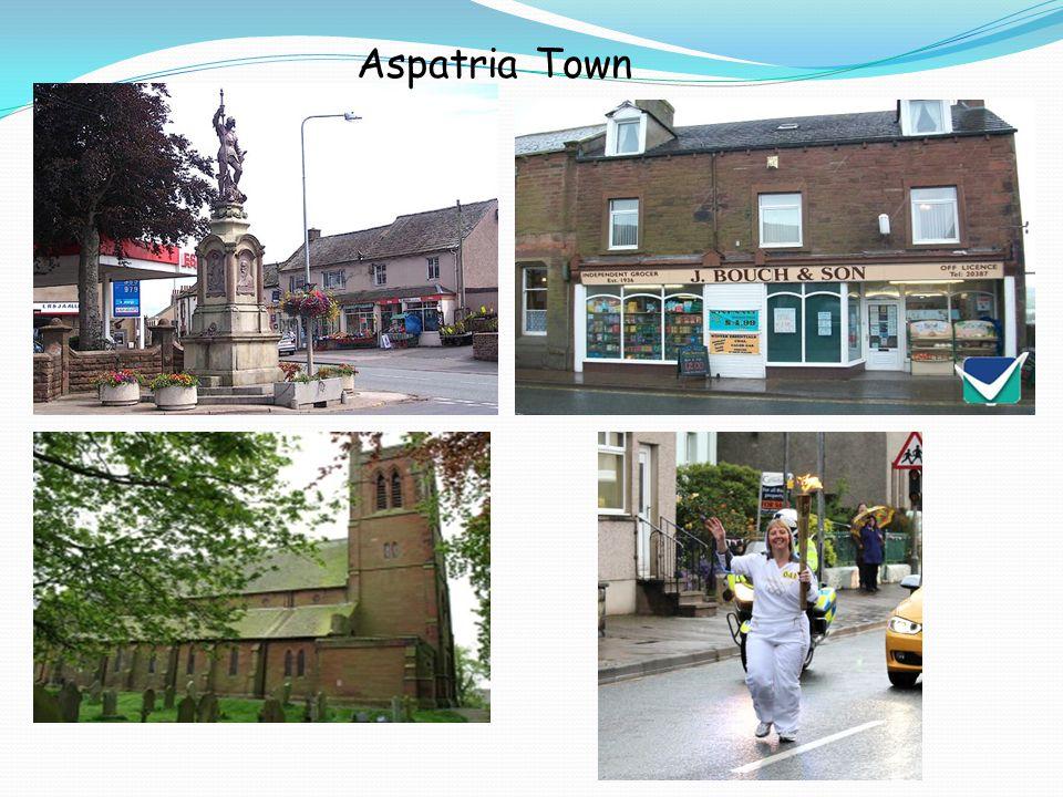 Aspatria Town