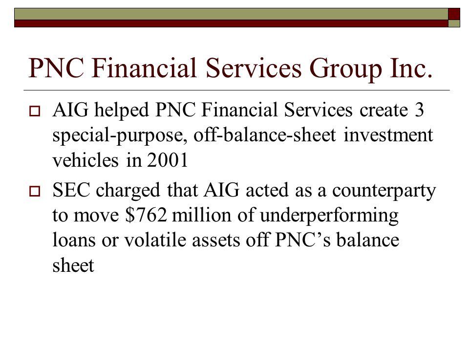 PNC Financial Services Group Inc.
