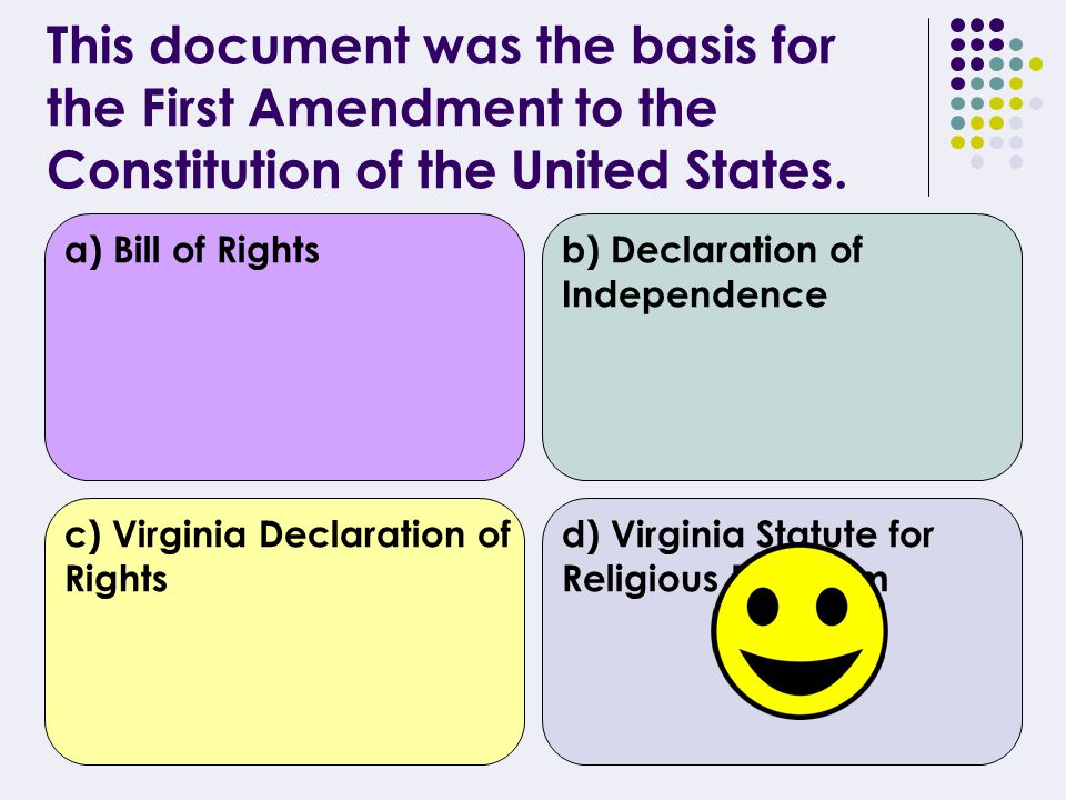The Virginia Statute for Religion freedom states ____________.