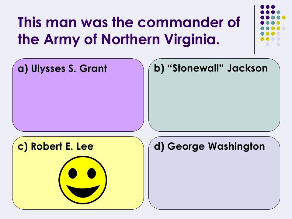 General Thomas Jackson's nickname was _________.