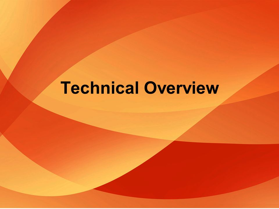 © CommSys, Inc. ~ May 2012 Technical Overview