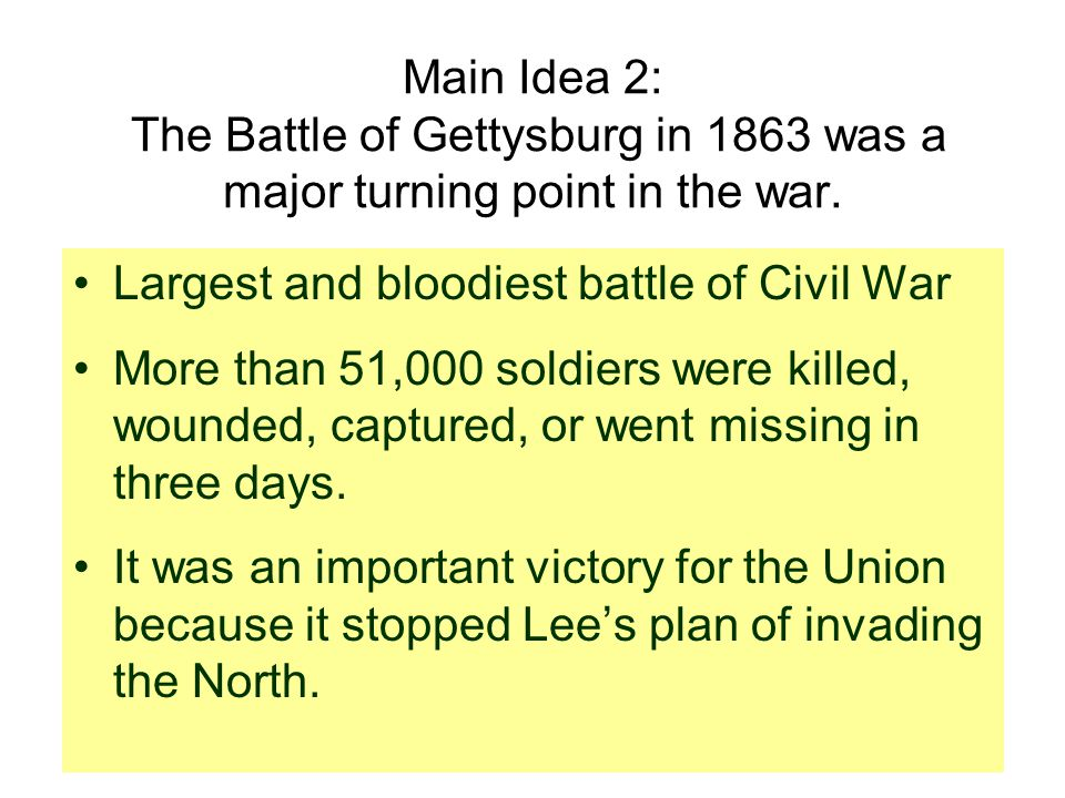 First Day Lee's forces were gathered at Gettysburg, Pennsylvania, on July 1, 1863.