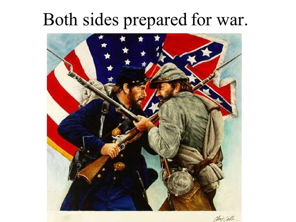 The Confederacy elected Jefferson Davis as their president.