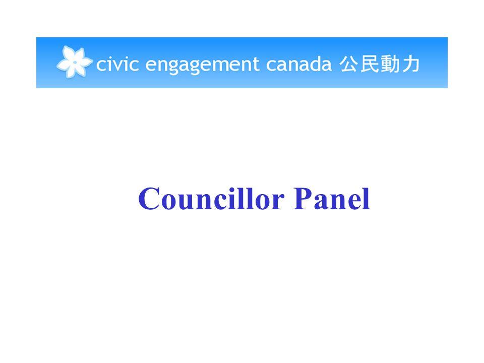 Councillor Panel
