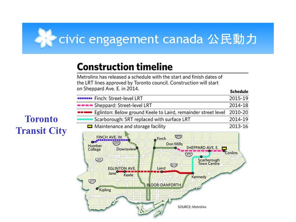 Toronto Transit City