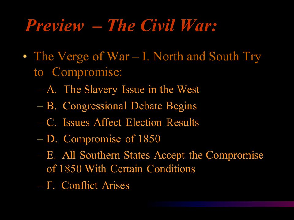 Objectives: T.B.A. (link to UbD Civil War Unit & State Standards)