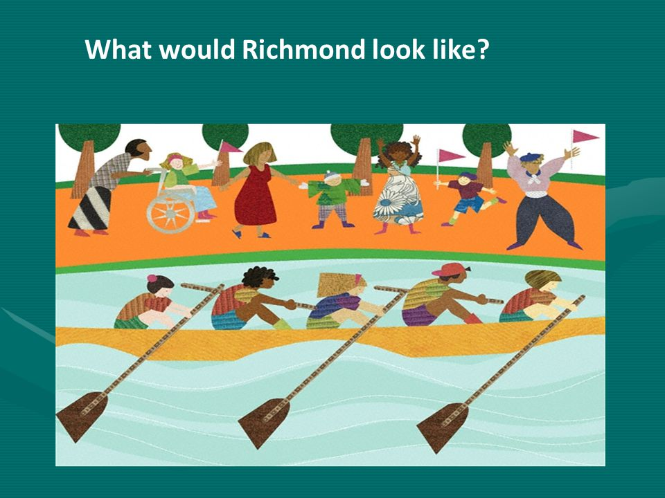 What would Richmond look like?