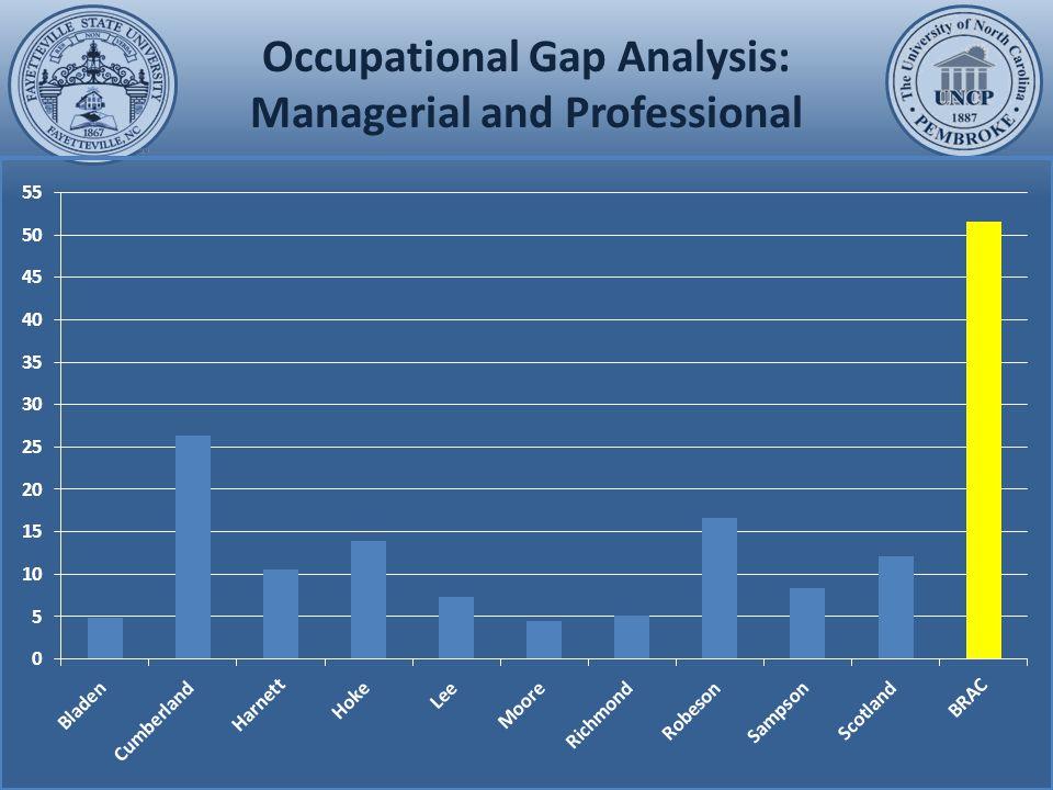 Occupational Gap Analysis: Service