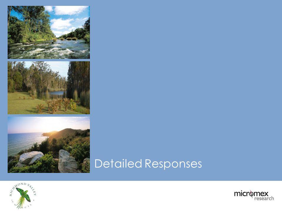 Detailed Responses