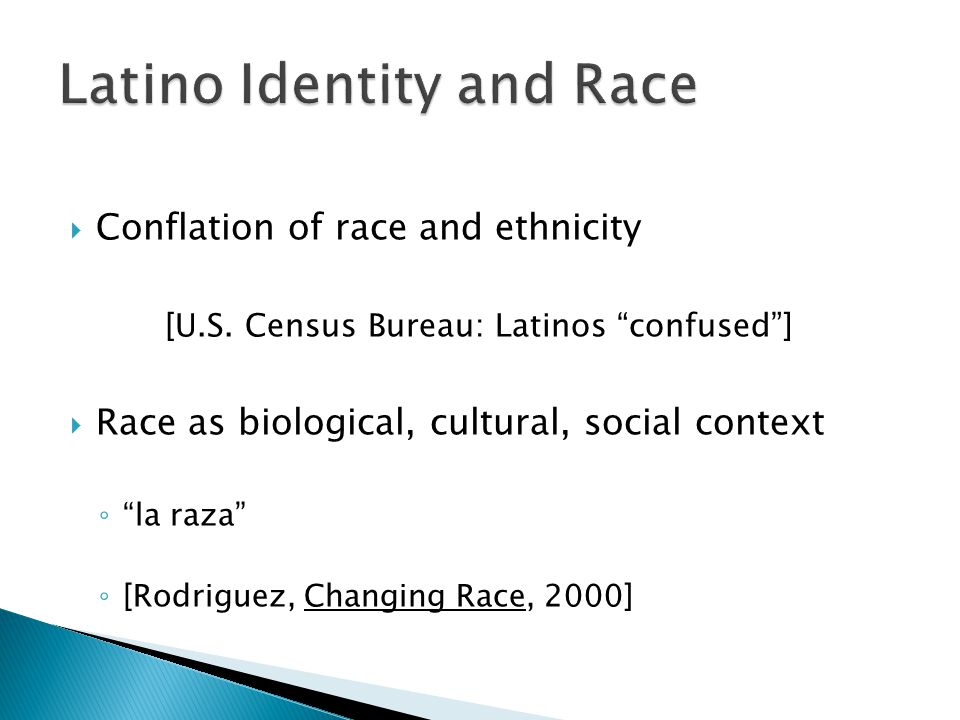  Anti-immigrant bias  Anti-Mexican bias  Social Class  Many Hispanics come here and expect the U.S.