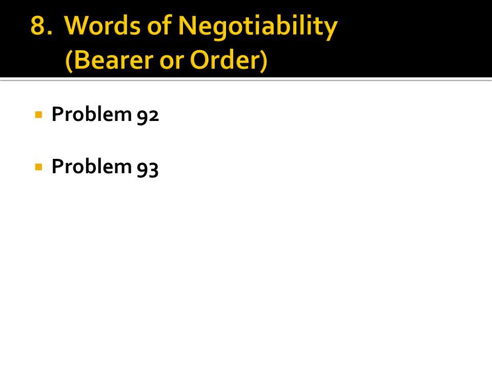  Problem 92  Problem 93