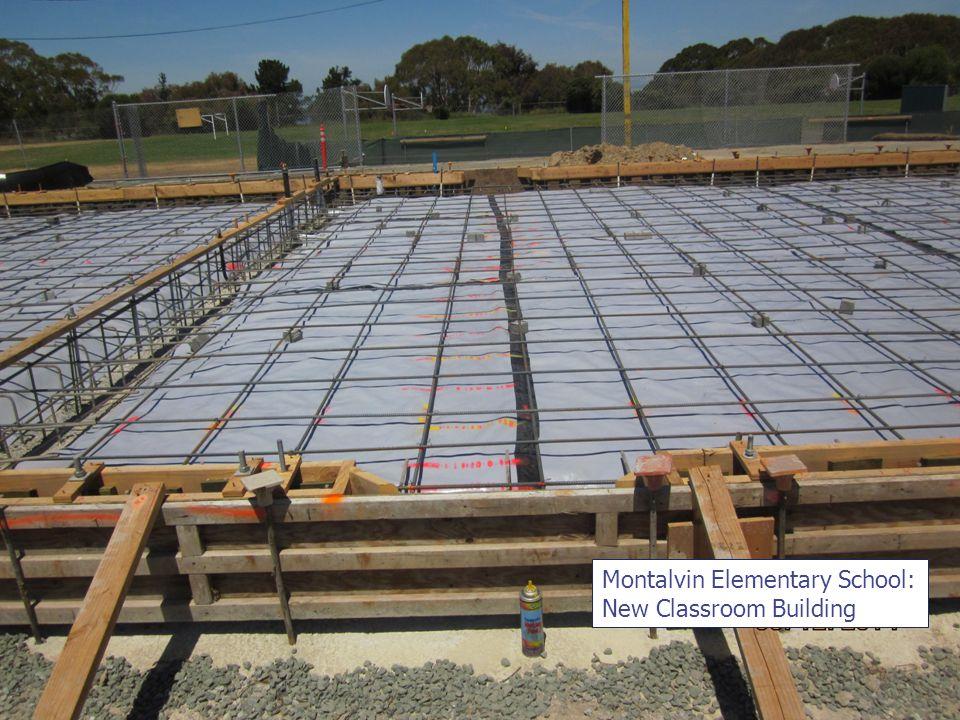 Montalvin Elementary School: New Classroom Building