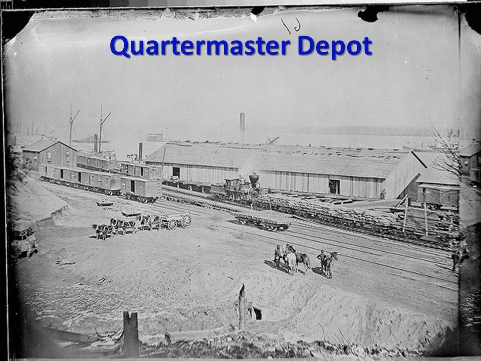 Quartermaster Depot