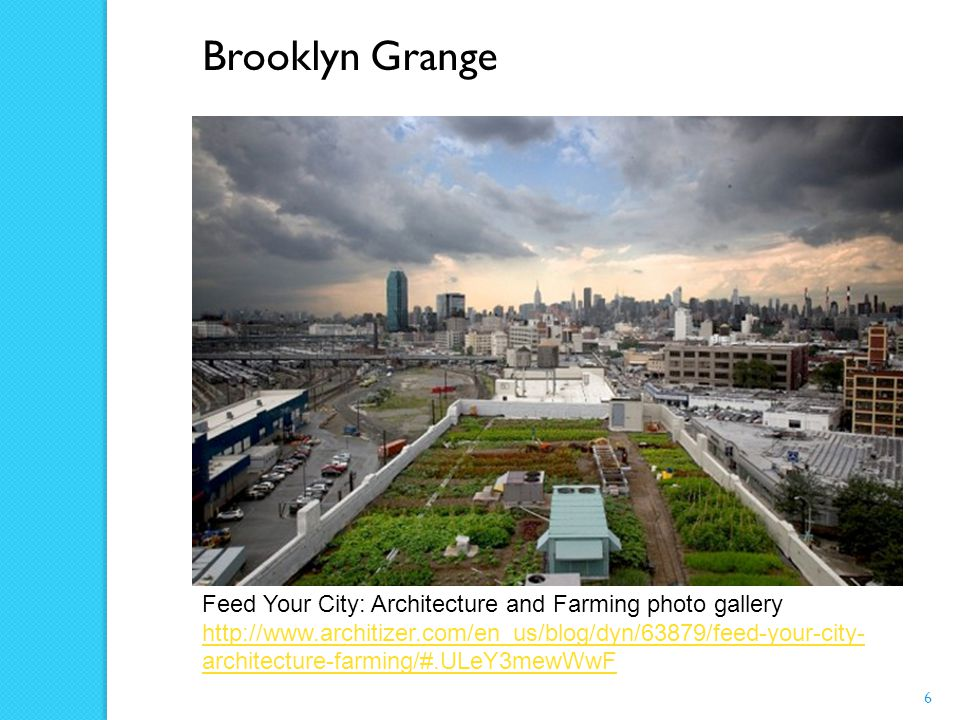 6 Brooklyn Grange Feed Your City: Architecture and Farming photo gallery   architecture-farming/#.ULeY3mewWwF