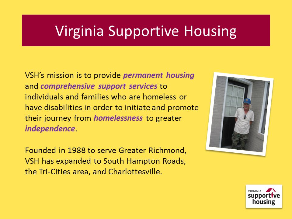 Dwayne Has a New Home Before Housed through 1000 Homes for 1000 Virginians – Richmond Campaign After