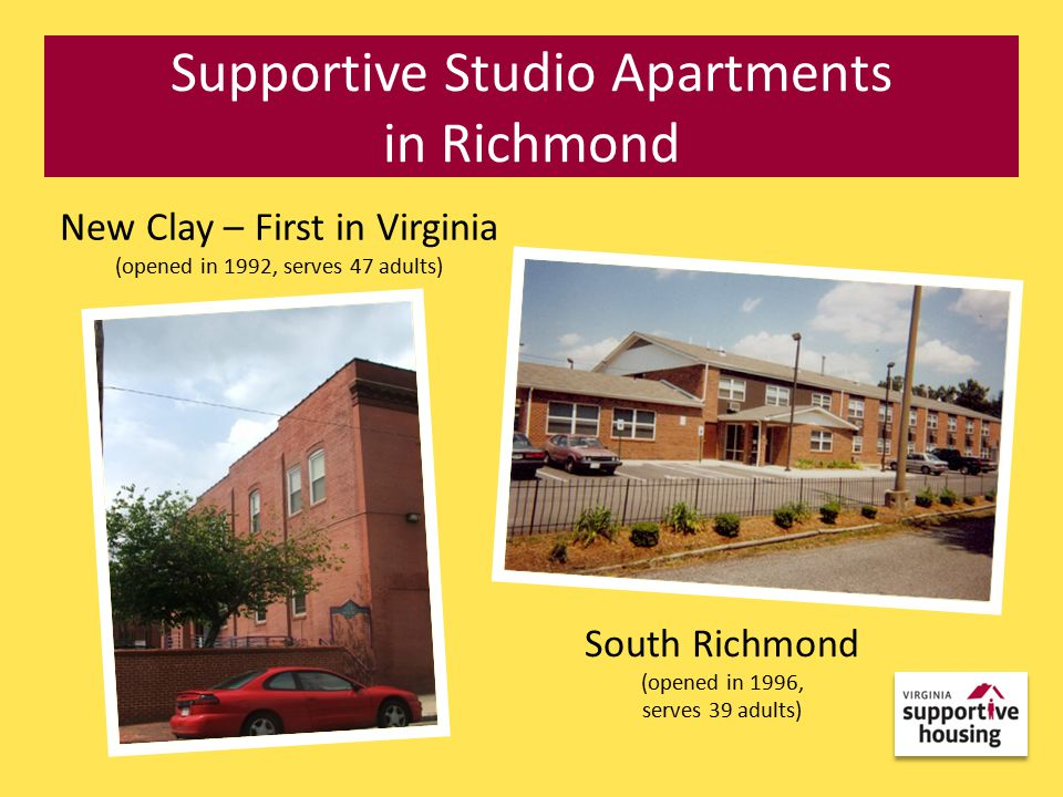South Bay Apartments Funding SourceAmountType Virginia Community Development Corporation (VCDC)$4,500,000LIHTC Equity Virginia Department of Housing and Community Development$500,000HOME Loan City of Norfolk$360,000HOME City of Virginia Beach$360,000HOME City of Portsmouth$208,969HOME City of Chesapeake$360,000CDBG and CDBG-R Foundations$625,000Private Total Development Cost$6,913,969