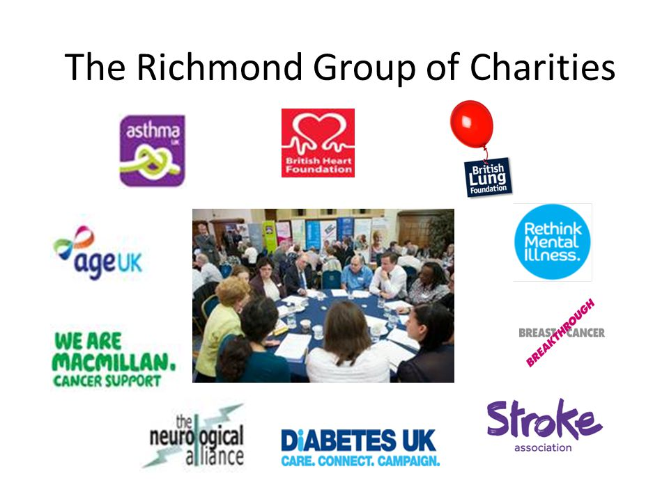 Mission statement 'We are an alliance of patient charities which think the health and care system can and must transform what it does so it can give people longer, healthier lives.
