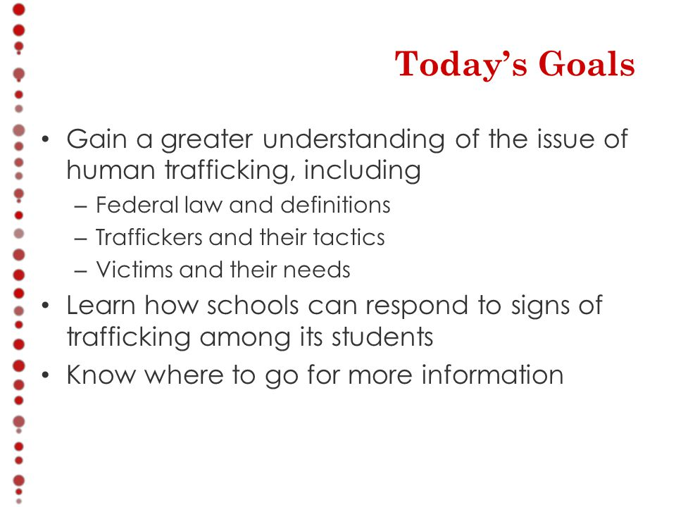 Over 80% of victims entered a trafficking situation between ages 15 to 25 Trafficking in Virginia: One Organization's Lens