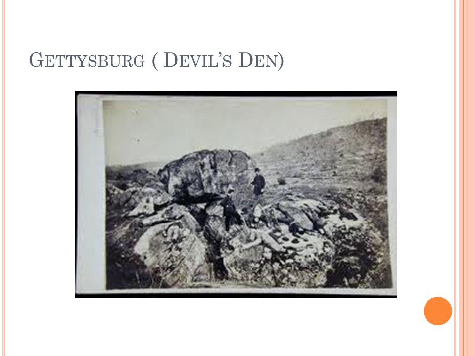G ETTYSBURG J ULY 1-4, 1863
