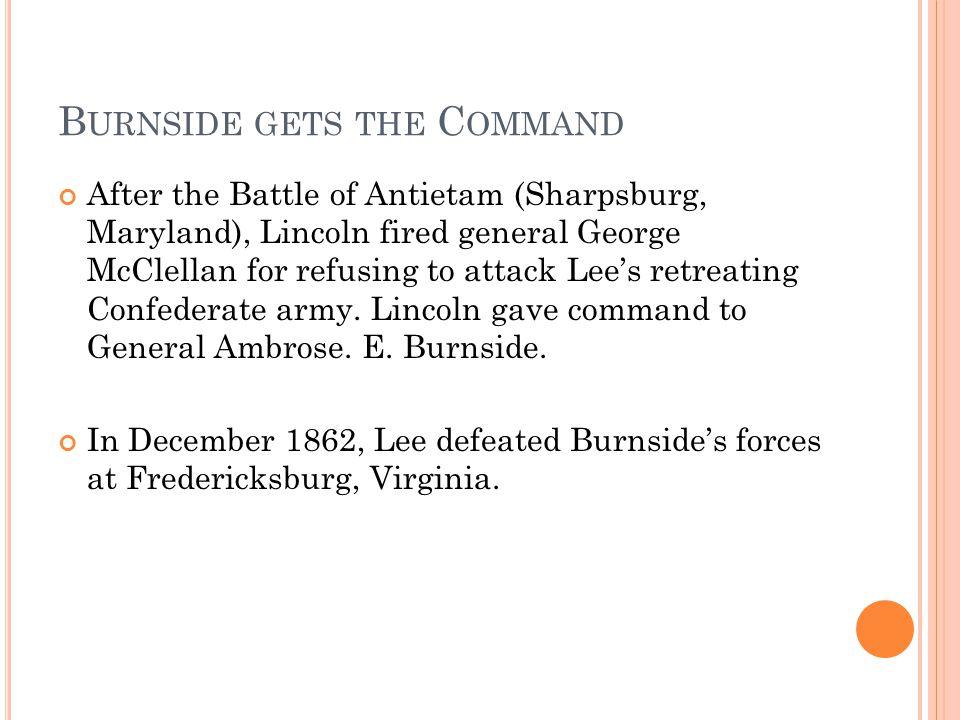 L EE FLEES R ICHMOND Lee fled Richmond with 30,000 soldiers.