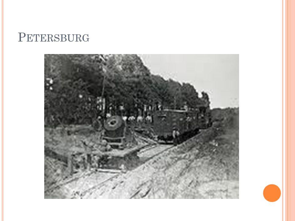 P ETERSBURG