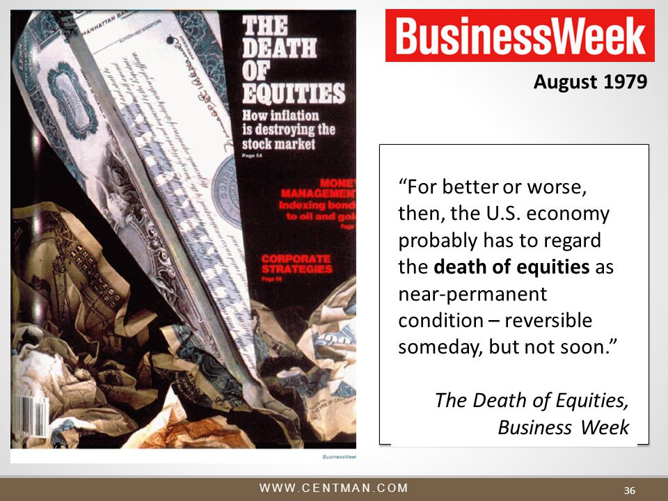 WWW.CENTMAN.COM 36 August 1979 For better or worse, then, the U.S.