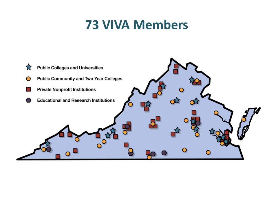 73 VIVA Members