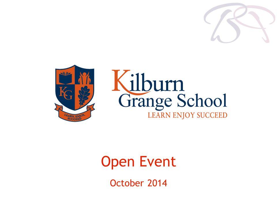 Open Event October 2014