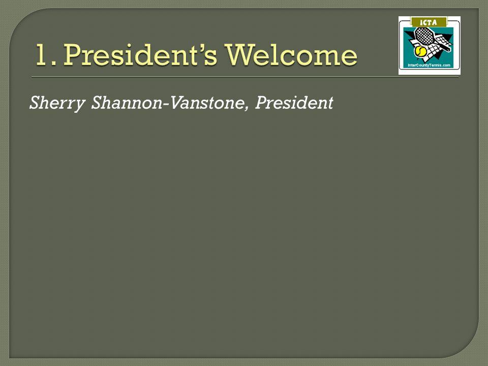 Sherry Shannon-Vanstone, President