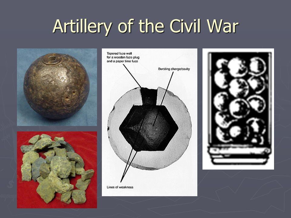 Artillery of the Civil War