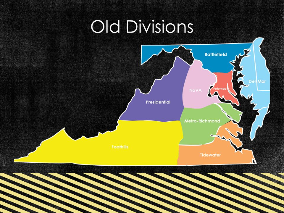 Old Divisions