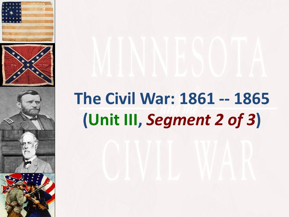 Essential Question Essential Question: –What factors led to the outbreak of the Civil War.