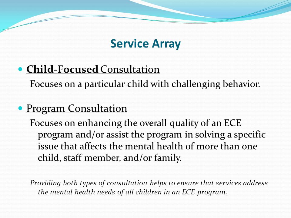 HUGS Consultation Process 1.Referral and Intake 2.