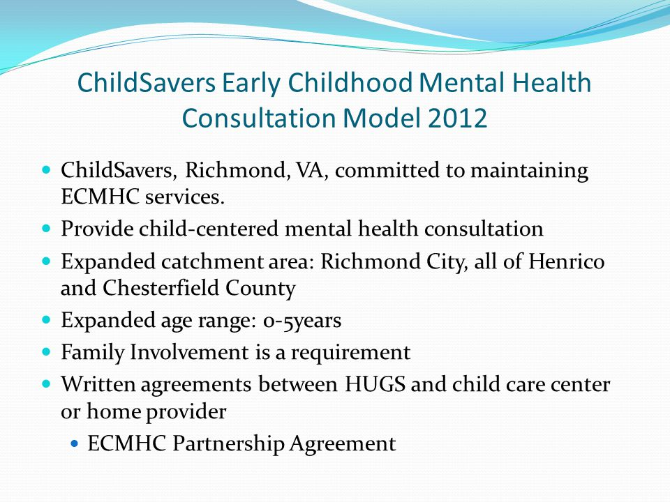 Mickie McInnis Early Childhood Program Consultant Partnership for People with Disabilities Virginia Commonwealth University