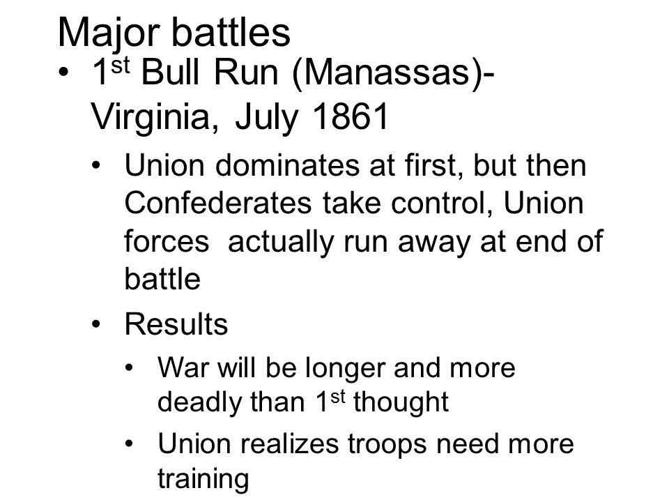 USS Monitor vs.CSS Virginia- off coast of Virginia Mar.