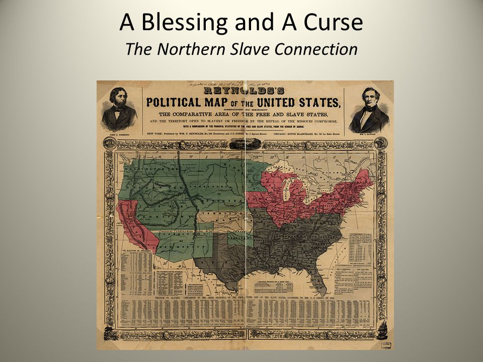 The Northern Slave Connection Background - recall New England's part in the Triangle Trade Northern textile industry grows with Southern cotton industry New Question How did Northern industry benefit from slave and plantation provisions?