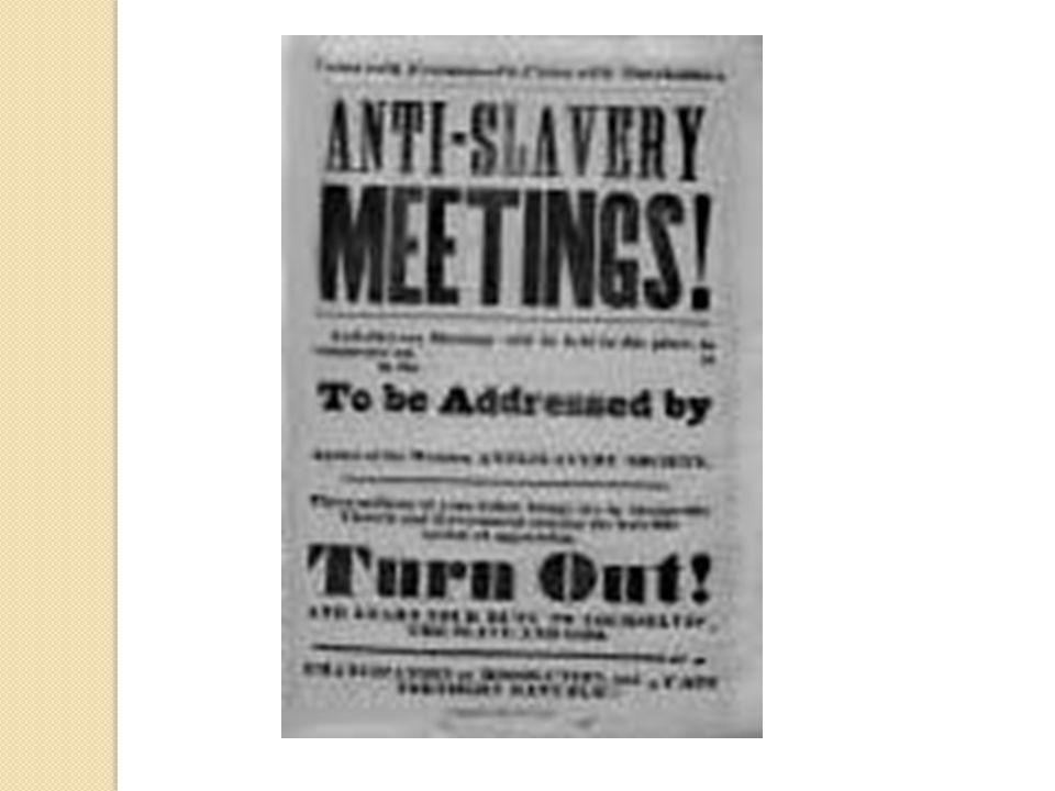 Lesson 3: A Debate Against Slavery